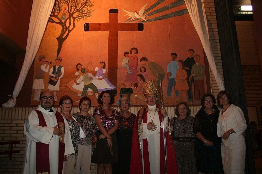 parroquia de la santisima cruz alaquas