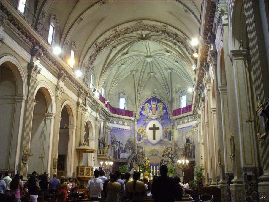 parroquia de la santisima cruz iglesia del carmen valencia