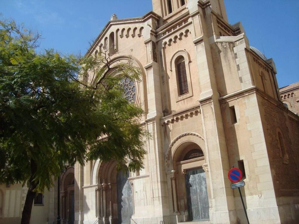 parroquia de la santisima trinidad castellon de la plana