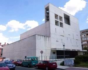 parroquia de la santisima trinidad collado villalba