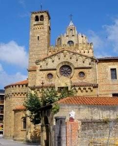 parroquia de la santisima trinidad ondarroa
