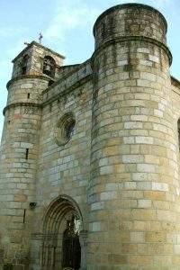 Parroquia de la Santísima Trinidad (Ourense)