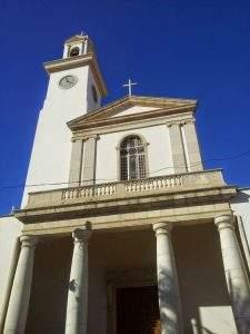 Parroquia de la Santísima Trinidad (Sant Carles de la Ràpita)