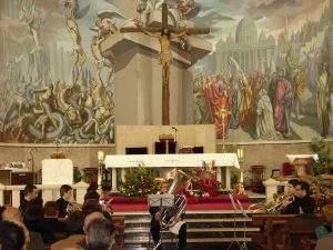parroquia de la santisima trinidad tavernes blanques