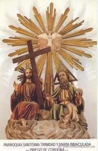 parroquia de la santisima trinidad y maria inmaculada priego de cordoba