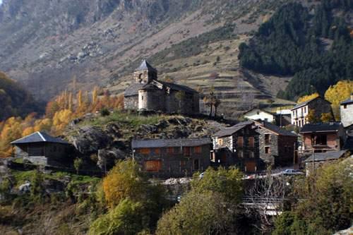 parroquia de la torre de capdella la torre de capdella