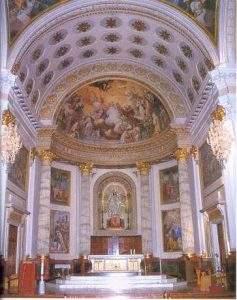 parroquia de la transfiguracion del senor ibi