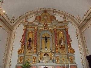 parroquia de la transfiguracion del senor millares