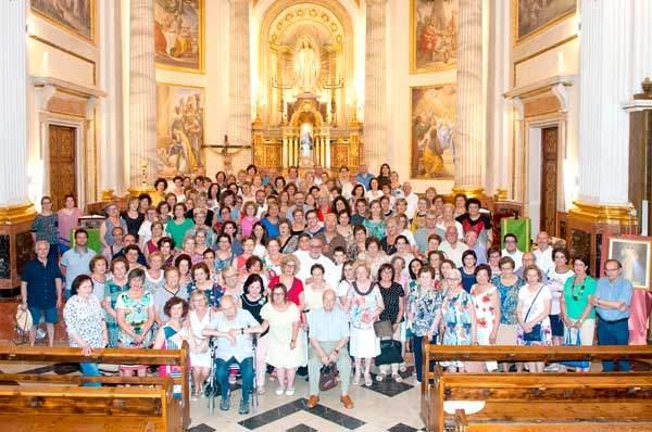 parroquia de la transfiguracion del senor roiz
