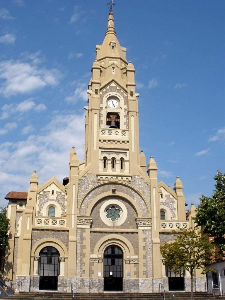 parroquia de la transfiguracion del senor valle de trapaga trapagaran