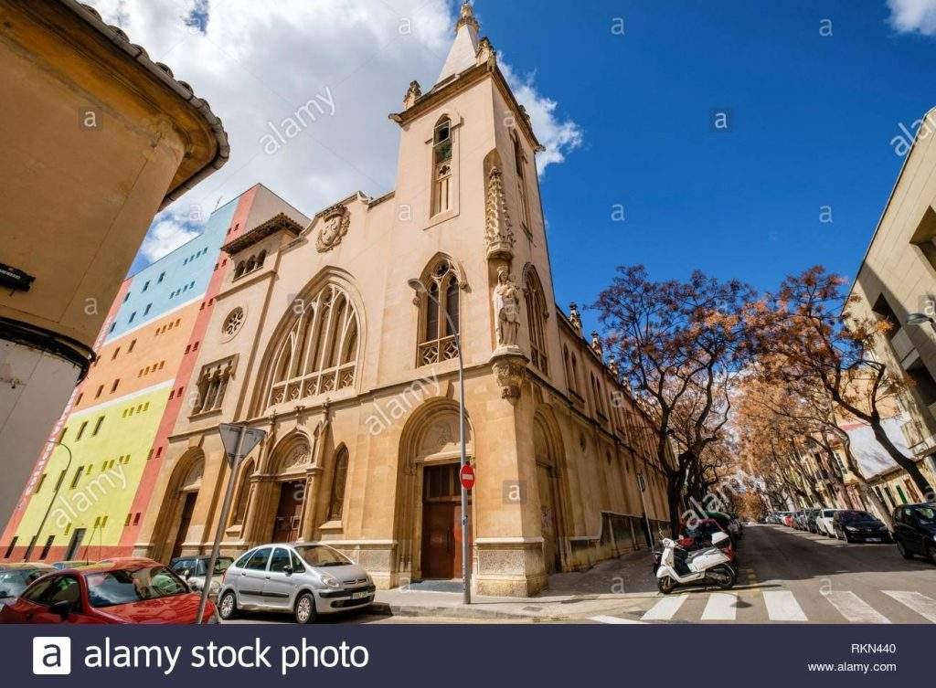 parroquia de la verge del carme palma de mallorca