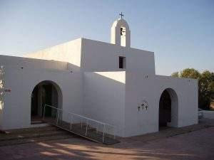 parroquia de la verge del pilar el pilar de la mola 1