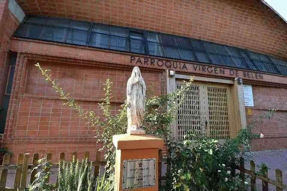 parroquia de la virgen de belen alcala de henares