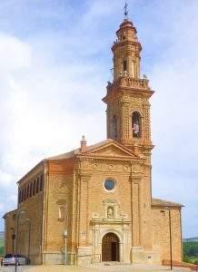 parroquia de la virgen de la palma san adrian