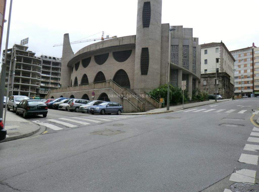 parroquia de la virgen del camino pontevedra