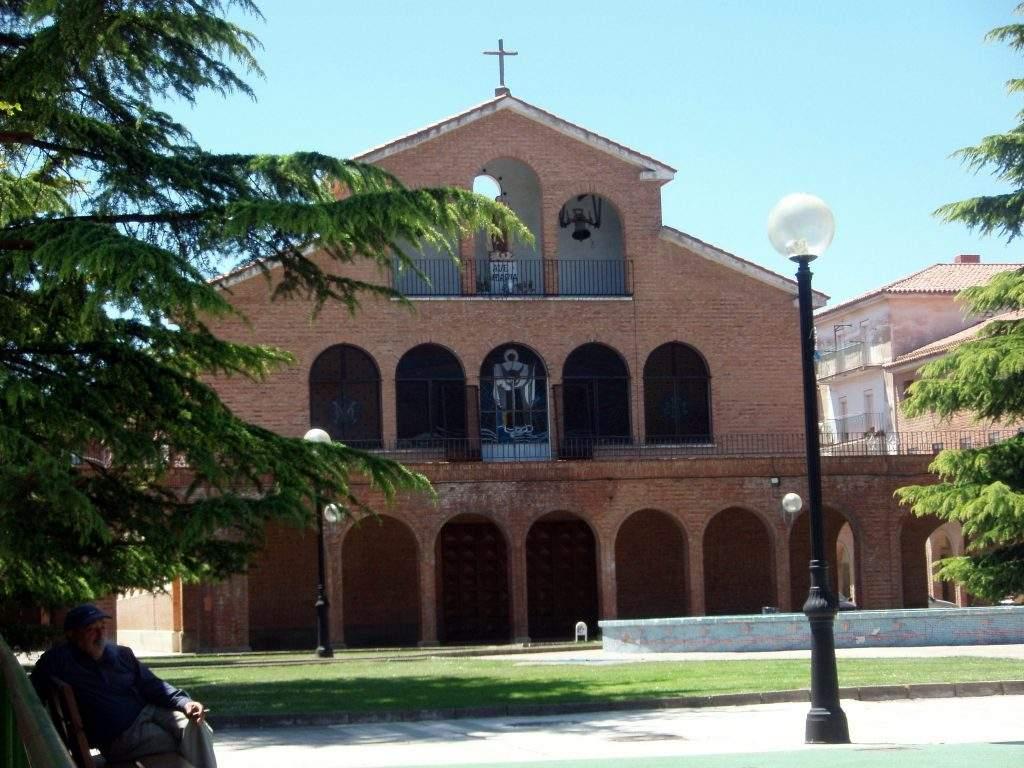 parroquia de la virgen del carmen palencia