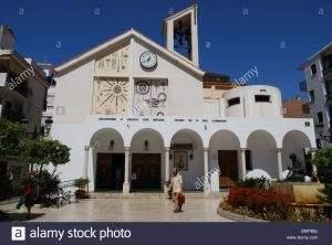 parroquia de la virgen del carmen y santa fe los boliches fuengirola
