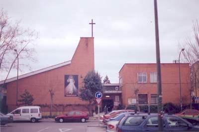 parroquia de la virgen del mar santuario de la divina misericordia madrid