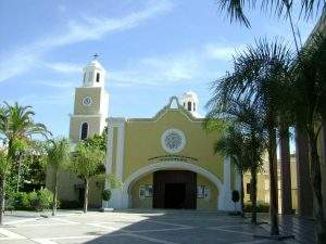 parroquia de la virgen del rocio san pedro de alcantara