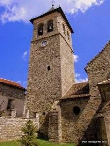 parroquia de la virgen del rosario aragues del puerto