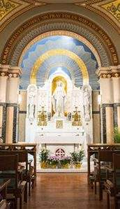 parroquia de la virgen milagrosa ortigal