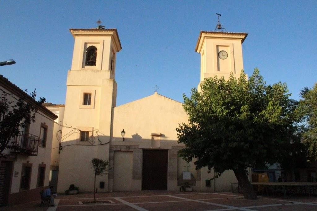 parroquia de la visitacion de nuestra senora zarza de tajo