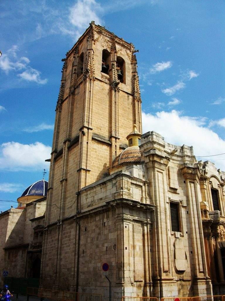 parroquia de las santas justa y rufina orihuela