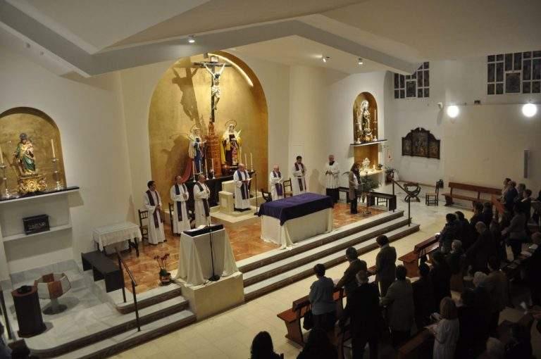 parroquia de las santas justa y rufina sevilla
