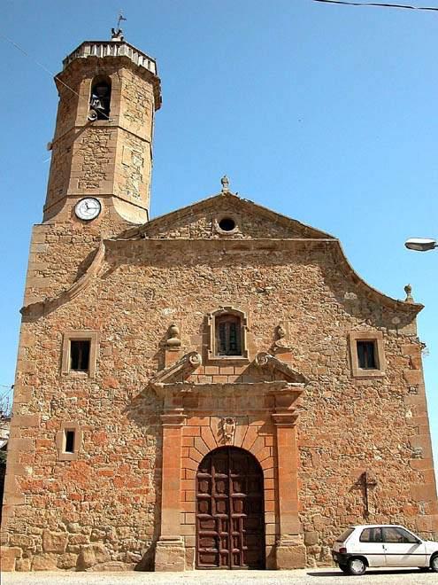 parroquia de lassumpcio montgai