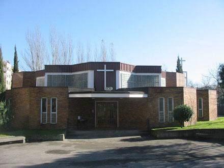 parroquia de los santos apostoles oviedo