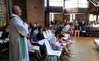 parroquia de los santos apostoles vigo