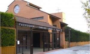 parroquia de los santos juan y pablo san fernando de henares