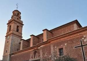 parroquia de los santos juanes almenara