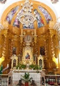 parroquia de los santos juanes catral