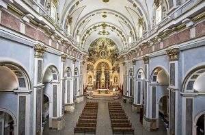 parroquia de los santos juanes cullera