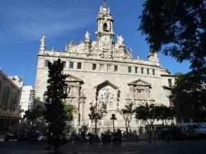 parroquia de los santos juanes estivella