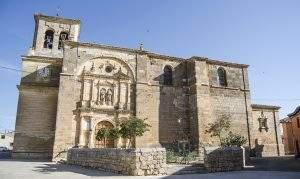 parroquia de los santos juanes padilla de abajo