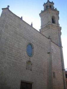 parroquia de los santos juanes quatretonda