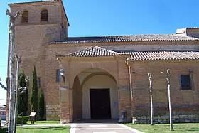 parroquia de los santos justo y pastor cuenca de campos 1