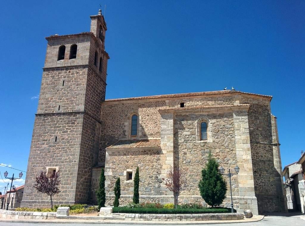 parroquia de los santos justo y pastor otero de herreros