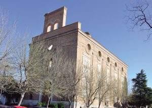 Parroquia de los Santos Justo y Pastor (Perales del Río) (Getafe)