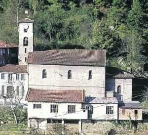 parroquia de los santos martires bergara
