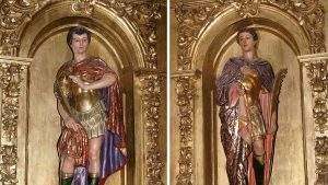parroquia de los santos martires emeterio y celedonio unquera