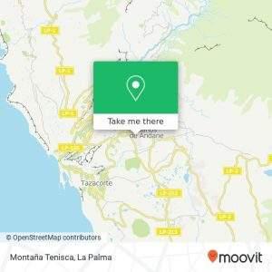 Parroquia de los Santos Mártires (Montaña Tenisca) (Llanos de Aridane)