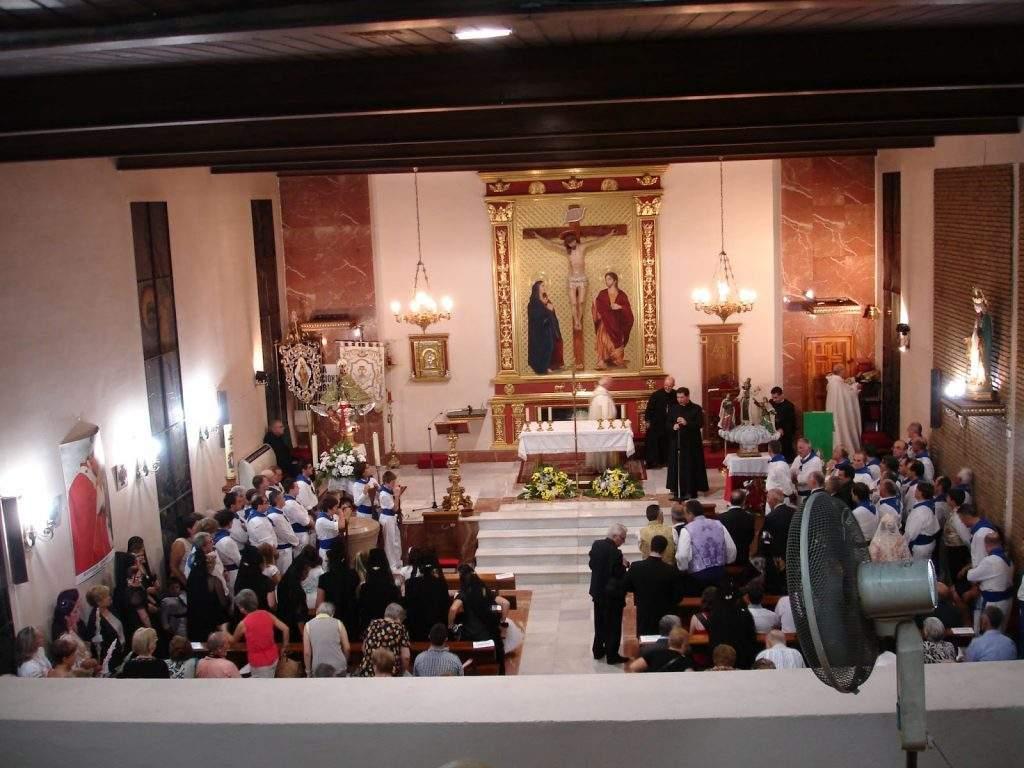 parroquia de los santos patronos alzira