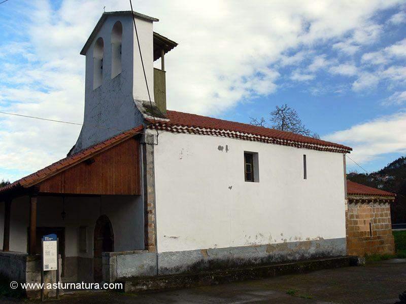 parroquia de luerces luerces