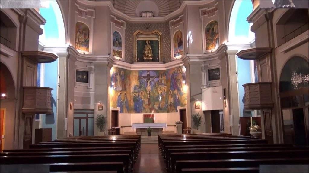 parroquia de mare de deu del carme lleida