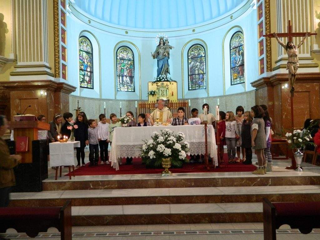 parroquia de maria auxiliadora salesianos a coruna