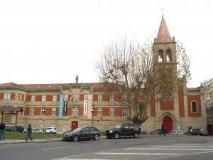 Parroquia de María Auxiliadora (Salesianos) (Ourense)