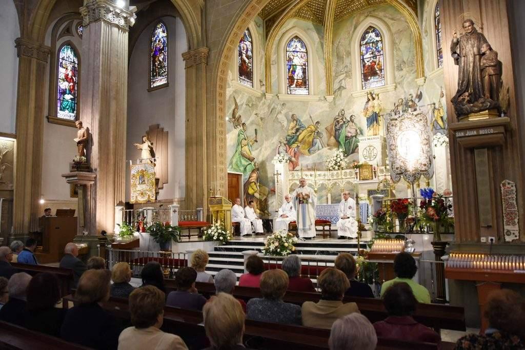 parroquia de maria auxiliadora salesianos salamanca